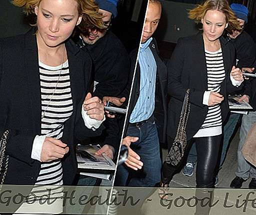 Jennifer Lawrence's Cool Off-Duty Divat