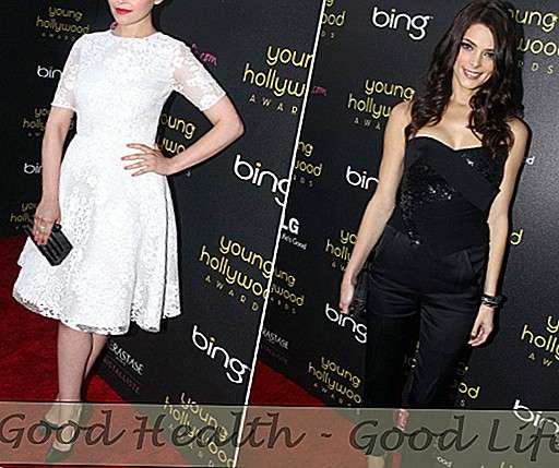 Ginnifer Goodwin & Ashley Greene của Mono Fashion-Off!