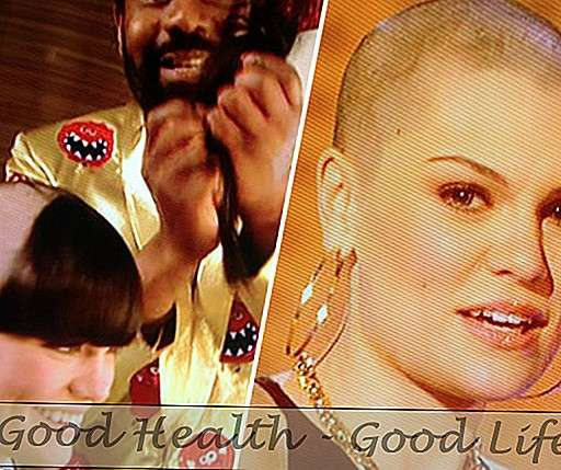 Jessie J shaves Her Head For Comic Relief: Prvič!
